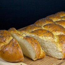 Chleb pleciony