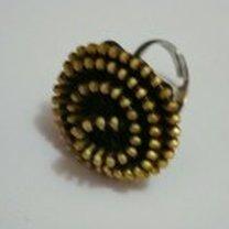 pierścionek z zamka