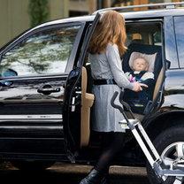 Podróż samochodem z małym dzieckiem