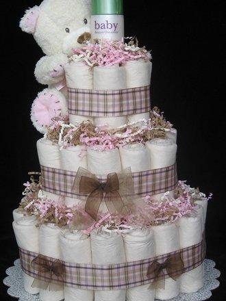 tort z pieluszek