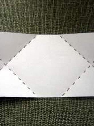 Serce origami 1