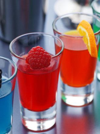 Galaretki z alkoholem