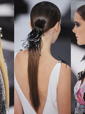 Modne fryzury na lato 2011