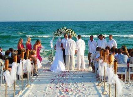 Zdjęcia Z Porady Jak Zaplanować ślub W Stylu Hawajskim Tipypl