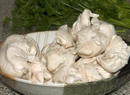Sałatka z kurczakiem przepis 6