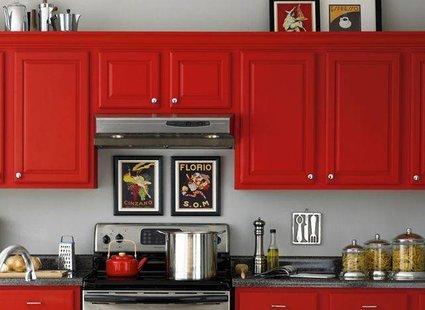 Kuchnia czerwona