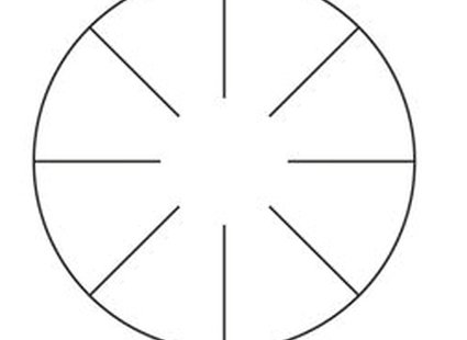 stokrotki z papieru - krok 3