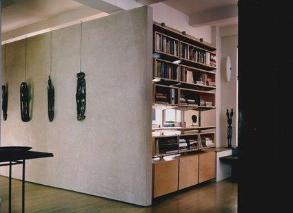 stylowy korytarz