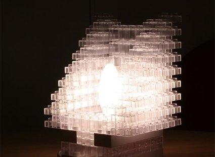 Lampa 3 - zrób to sam