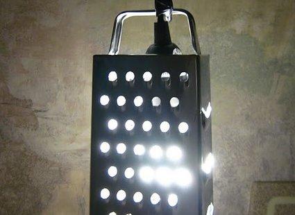 Lampa 5 - zrób to sam