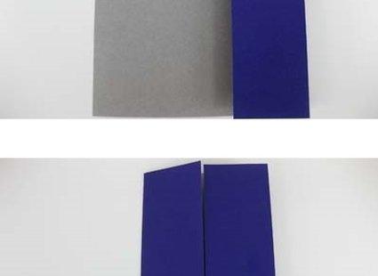Robienie krzesła origami 3