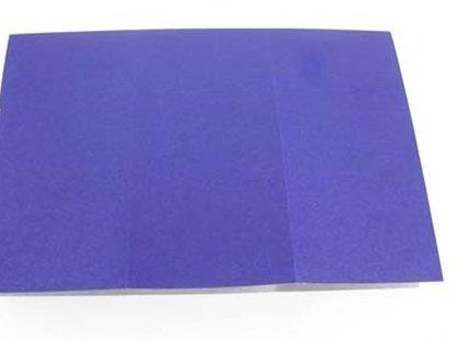 Robienie krzesła origami 5