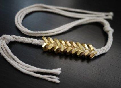 bransoletka ze sznurka - krok 13