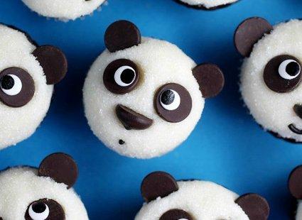 muffinki pandy