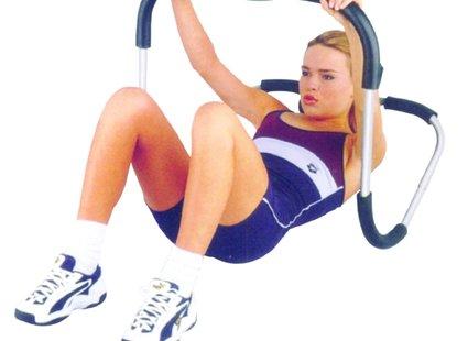 Czy ćwicząc na stepperze można schudnąć z brzucha