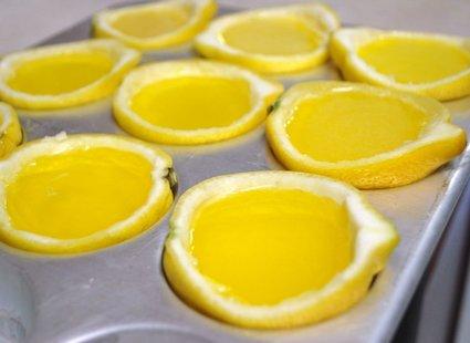 Mrożone szoty z cytryną 5