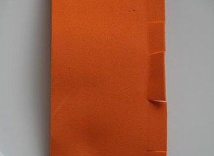 żonkil z papieru - krok 3