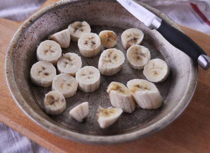 lody bananowe - krok 2