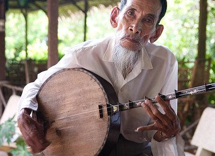 Lokalny muzyk