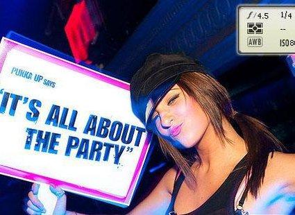Zdjęcie w klubie