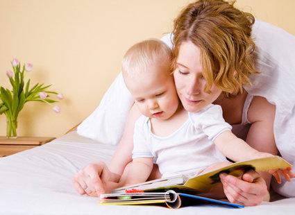 Czytanie dziecku ksiażek