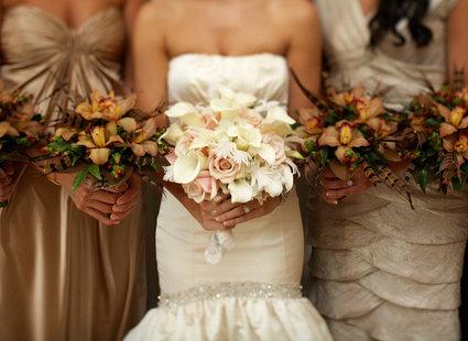 Fotografia ślubna - kwiaty