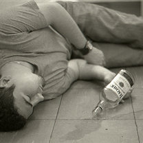 zatrucie alkoholowe