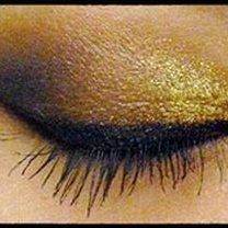 złote oczy