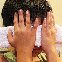 Ćwiczenia oczu krok 3