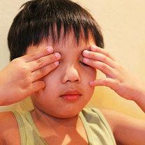 Ćwiczenia oczu krok 4