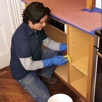 Malowanie mebli kuchennych 2