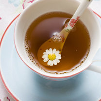 Herbata rumiankowa.