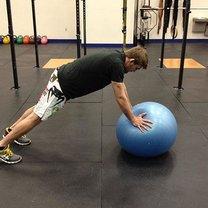 Ćwiczenia na brzuch 4