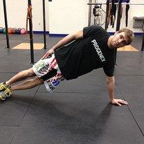 Ćwiczenia na brzuch 5