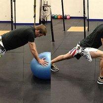 Ćwiczenia na brzuch 9