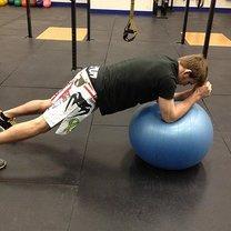 Ćwiczenia na brzuch 10