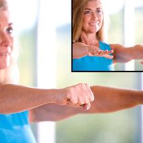 RZS ćwiczenia rozciągające - krok 2
