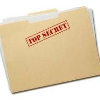 folder ściśle tajny