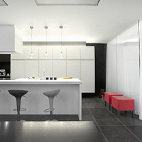Wnętrze minimalistyczne 2