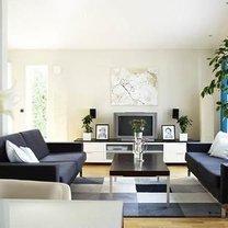 Wnętrze minimalistyczne 4