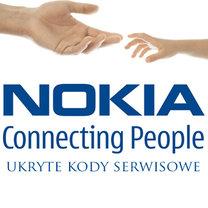 kody serwisowe Nokia
