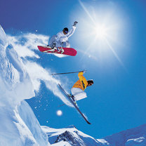 Narty i snowboard