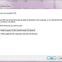 nagrywanie płyt w windows 7 - krok 7
