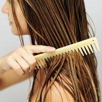 czesanie włosów