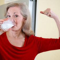mleko na zdrowe kości