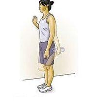 Ćwiczenia na staw krzyżowo biodrowy krok 2