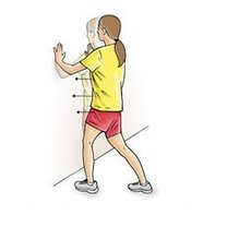 Ćwiczenia na zapalenie ścięgna Achillesa krok 3