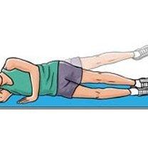 Ćwiczenia na zapalenie ścięgna Achillesa krok 4