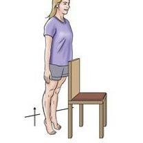 Ćwiczenia na zapalenie ścięgna Achillesa krok 6