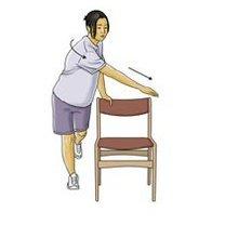 Ćwiczenia na zapalenie ścięgna Achillesa krok 8